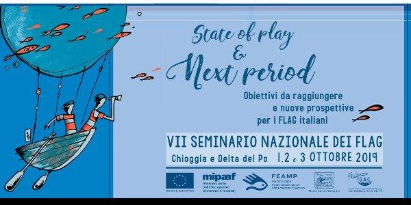 VII Seminario Nazionale dei FLAG: Chioggia ha ospitato la giornata conclusiva